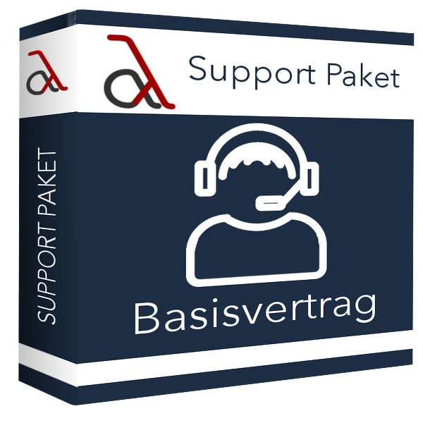 Support Basis Vertrag