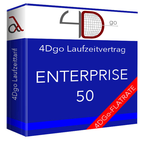 4Dgo ENTERPRISE50 Tarif