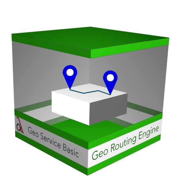 Agilogik Geo Routing Service Basic
