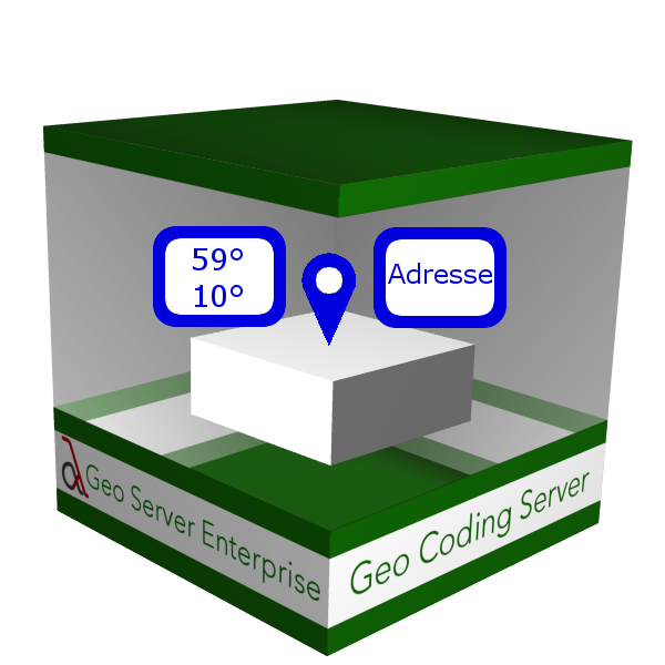 Agilogik Geo Coding Server Enterprise