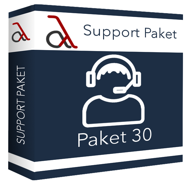 Support Paket 30