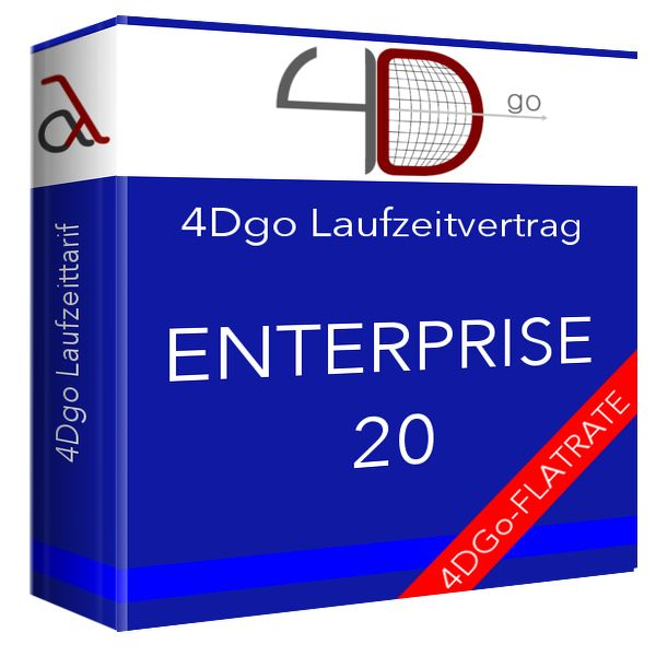 4Dgo ENTERPRISE20 Tarif